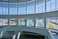 De Cincinnati/Noordelijke Internationale Luchthaven van Kentucky (CVG) Royalty-vrije Stock Afbeelding