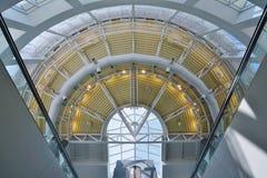De Cincinnati/Noordelijke Internationale Luchthaven van Kentucky (CVG) Stock Foto's