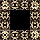 De cirkel van het frame royalty-vrije illustratie