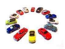 De cirkel van het stuk speelgoed Royalty-vrije Stock Afbeelding
