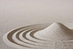 De cirkel van Zen Stock Afbeelding