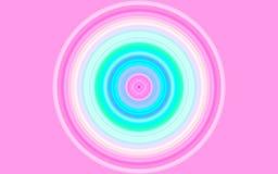De cirkels van de kleur Royalty-vrije Stock Afbeeldingen