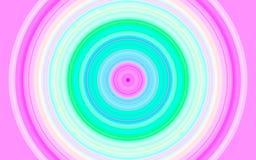 De cirkels van de kleur Stock Foto