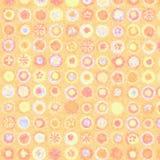 De Cirkels van de lente Vector Illustratie