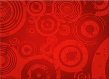 De cirkels van Grunge Royalty-vrije Stock Fotografie