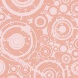 De cirkelssamenstelling van Grunge vector illustratie