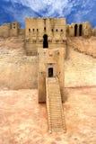 De Citadel Syrië van Aleppo stock fotografie