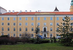 De citadel van Riga, eeuw 18 royalty-vrije stock foto