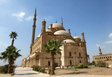 De citadel van Saladin Royalty-vrije Stock Foto's