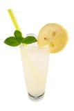 De citroen van de wodka Stock Fotografie