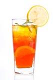 De citroenthee van het ijs Stock Foto