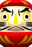  de Close†de Lucky Daruma Doll Image stock