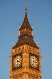 Elizabeth Tower stock foto's