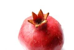 De close-up van de granaatappel Royalty-vrije Stock Afbeelding
