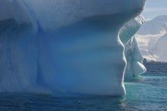 De close-up van de ijsberg Stock Afbeelding