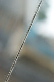 De close-up van de kabel Royalty-vrije Stock Foto