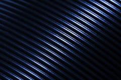 De close-up van de Kabel van winde Royalty-vrije Stock Foto