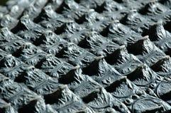 De Close-up van de krokodil. Royalty-vrije Stock Foto's