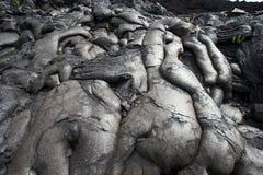 De close-up van de lava royalty-vrije stock foto's
