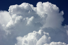De Close-up van de Macht van de moesson stock fotografie