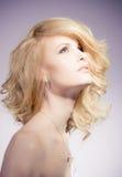 De close-up van de manier Stock Foto's