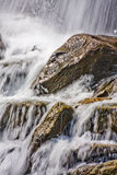 De close-up van de waterval Stock Fotografie