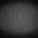 De close-up van donkere grunge geweven muur met vignetting, kan a gebruiken Stock Afbeeldingen