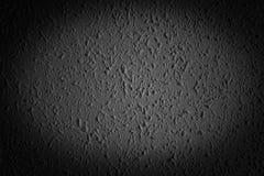 De close-up van donkere grunge geweven muur met vignetting, kan a gebruiken Royalty-vrije Stock Fotografie