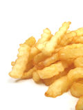De close-up van frieten royalty-vrije stock foto