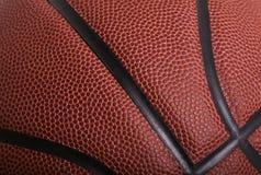 De Close-up van het basketbal Stock Foto's