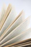 De close-up van het boek stock fotografie