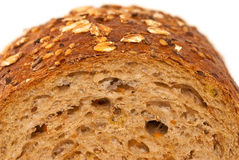 De close-up van het brood stock fotografie