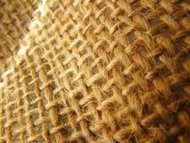 De close-up van het linnen royalty-vrije stock foto