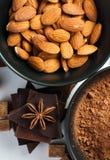 De close-up van het snoepjesconcept Royalty-vrije Stock Foto