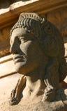 De close-up van het standbeeld Stock Foto's