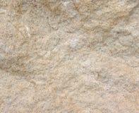 De close-up van het zandsteen Stock Afbeelding