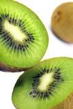 De close-up van Kiwifruit Royalty-vrije Stock Afbeeldingen
