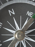 De close-upkompas van het detail Stock Afbeelding