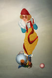 De clown Stock Afbeeldingen