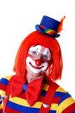 De Clown van het circus Stock Fotografie