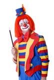 De Clown van het circus Royalty-vrije Stock Afbeelding