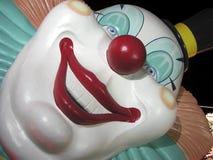 De clown van Vegas Royalty-vrije Stock Afbeeldingen
