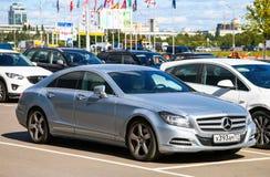 De cls-Klasse van Mercedes-Benz W218 Royalty-vrije Stock Afbeelding