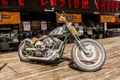De club van de motorfietsenfiets in Istanboel Royalty-vrije Stock Afbeeldingen