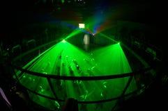 De club van de nacht Royalty-vrije Stock Afbeeldingen