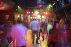 De club van de nacht Stock Fotografie