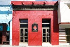 De club van Havana een merk van rum Stock Afbeeldingen