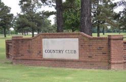 De club van het land stock afbeeldingen
