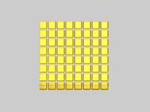 De Cluster van gegevens Royalty-vrije Stock Afbeeldingen