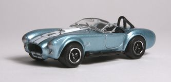De Cobra 1965 van Shelby Stock Fotografie